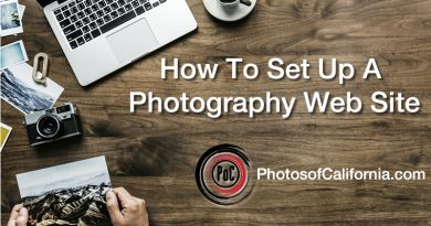 Set Up A WordPress Photography Web Site